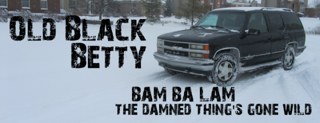 Old Black Betty
